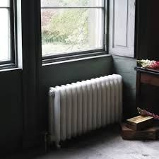 retro cast iron radiator Sweet Chestnut, Cast Iron Radiators, Designer Radiator, Keep Warm, Cladding, Interior And Exterior, Cool Designs, Home Appliances, Refurbishment