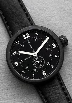 Xetum Tyndall PVD men's watch