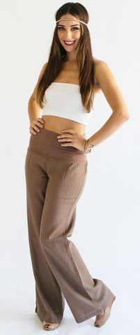 Linen Lounge Pant