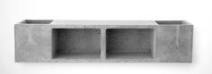 Betonregal, Duschregal für das besondere Element im Bad » WertWerke