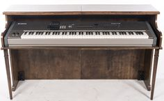 Upright Piano Shell from Custom Vintage Keyboards