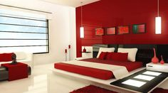 Red Bedroom Ideas With Red Bedrooms Ideas Enjoy It And I Hope That The Red Interior Design On Interior Design