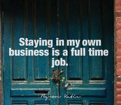 Wish a whole lot of other people would get a job doing this, too!
