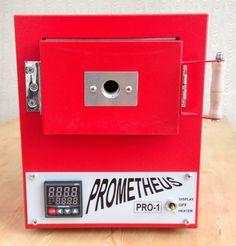 Metal Clay Ltd - Prometheus Mini Kiln PRO-1, £329.00 (http://www.metalclay.co.uk/prometheus-mini-kiln-pro-1/)
