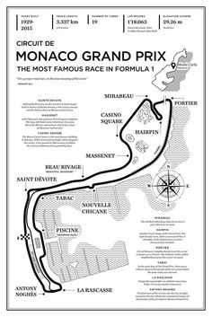 Monaco Grand Prix Art Print