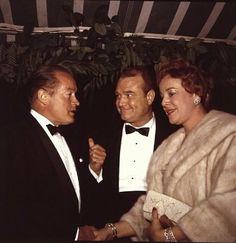 Cobina Wright Party Bob Hope, Red Skelton, Dolores Hope C. 1955
