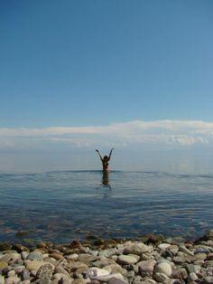 Lake Baikal Summer break tour.