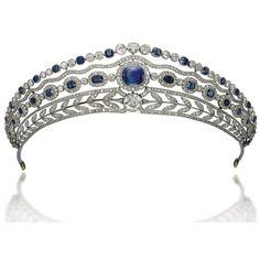 House of Slaybridge ❤ liked on Polyvore featuring tiara