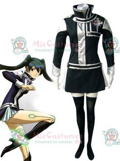 D Gray man Lenalee Lee Cosplay Costumes for Sale