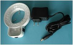 YK-S48T LED Ring Light Illuminator Microscope accessories-Measuring Instruments
