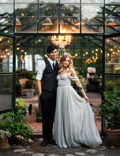 New York Herb Garden Wedding // Long Island Peconic River Herb Farm