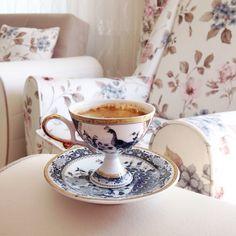 Turkish coffee. Ah!