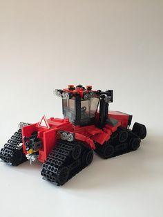 LEGO Case IH STX 530