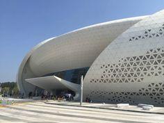 Beijing Air and Space museum by Hetzel Design in Beijing, China