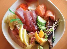 Chirashi Bob Wasabi Kitchen Kansas City 435 Mag