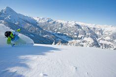 Skifahren in Wagrain. Skiurlaub, Winterurlaub in den Österreichischen Alpen. Familienfreundliche Hotels, Mount Everest, Mountains, Nature, Travel, Ski Trips, Winter Vacations, Ski, Family Activity Holidays