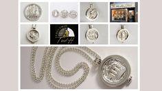 Roermuntje, perfecte souvenir voor Roermond. Exclusief, handgemaakt en verwisselbaar.  Een typisch Roermonds product met een eigen identiteit.  ❤?   http://www.tonvandenhout.nl/show/pagina/48,roermuntje   #edelsmid #tvdh #handgemaakt #sieraden #edelsmeden #goudsmid #zilver #roermond #roermuntje #souvenir #munt #munthanger #handmade #jewelry #jewellery #unique #silver
