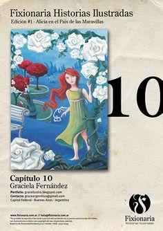 Alicia en el País de las Maravillas   Graciela Fernández -- www.fixionaria.com.ar