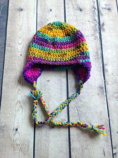84 meilleures images du tableau Tuque   Hat crochet, Crochet hats et ... ab19025a203