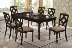The Maira dining collection - Miami Direct Furniture - $778