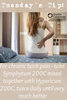 Homeopathic remedies for back pain therapy Sciatic Pain, Sciatica, Homeopathic Remedies, Health Remedies, Natural Remedies, Alternative Health, Alternative Medicine, Homeopathy Medicine, Tips