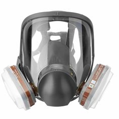 Have An Inquiring Mind New For 6800 Gas Mask Full Facepiece Respirator 7 Piece Suit Painting Spraying Mask Festive & Party Supplies