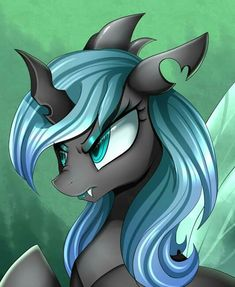 Drawfriend Stuff - One Winged Rainbow Cartoon Horse Angel My Little Pony 1, My Little Pony Cartoon, My Little Pony Pictures, My Little Pony Friendship, Filly, Rainbow Cartoon, Queen Chrysalis, My Little Pony Wallpaper, Mlp Characters