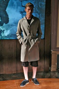 Jimmy Choo Summer Menswear 2015