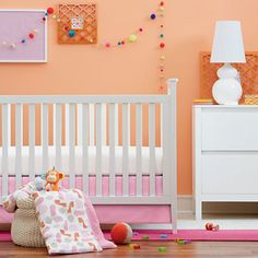 GiggleBABY™ Pink Jungle Soup Collection @JCPenney