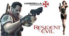 PNG Download: Pacote com 26 Imagens do Game Resident Evil em PNG em alta definição com fundo transparente
