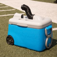 Keeping cool on the football field with IcyBreeze