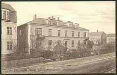 Frk. E. Andersens pigskole i Helsingør. K. Nielsen no. 20626 - Trækbanen