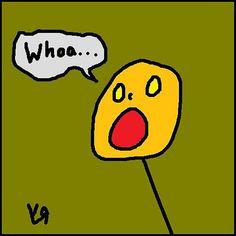 """""""Whoa..."""" by Richard F. Yates"""