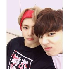 Taehyung / Jungkook ❤ liked on Polyvore featuring bts