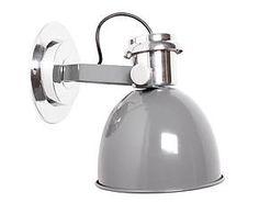 Wandlamp Industrial VI, grijs, diameter 29 cm van POLE TO POLE 82.- Onze prijs! Shop http://www.westwing.nl/Wandlamp-Industrial-VI-grijs-diameter-29-cm-610267.html?id=610267&hash=f8da0d56af0534c9835dc935aca23062-1432302934&full=0&device=desktop&c=c-soft-industrial1