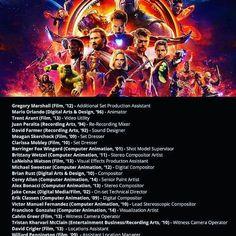 Dozens of Full Sail grads worked on Record-Breaking Film 'Avengers: Infinity War'.