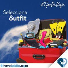 #TravelPIDIA recomienda: reduce equipaje con outfits de color neutro  #Viaja