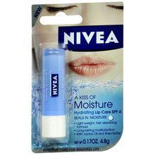 Nivea Kiss of Moisture lip balm
