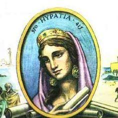 Hipatia de Alejandria en el Algebra de Baldor