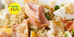 Healthy recipe: Kedgeree with a kick