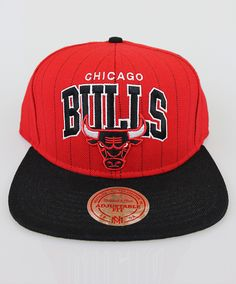 ac3a93fb04a3c9 Mitchell   Ness HWC Team Arch 2 Tone Chicago Bulls (NBA) Snap Backs