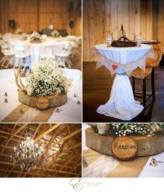 Elizabeth Nord Photography weddings, Chicago IL wedding photographer, tennessee barn wedding, barn at snider farms, deer antlers, hunter, wedding rings, burlap, enp brides, destination photographer, country centerpiece, chandelier, jackson tn