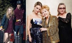 Billie Lourd is Carrie Fisher's only child and Debbie Reynolds' only grandchild. The 24-year-old is also a thriving actress and appears in the Fox hit show Scream Queens.