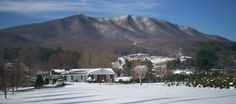 Mount Jefferson in Ashe County, NC.