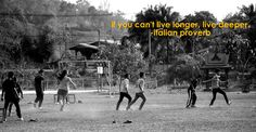 playing soccer just outside of Chiang Mai, Thailand @ Children's Shelter Foundation | www.constanttouristtravel.com