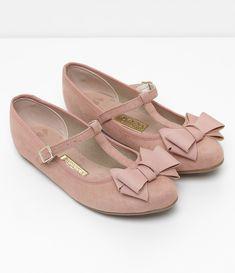 Girls Kids Toddler Infant Faux Leather Ballet Flat Shoes Metallic Russet Brown