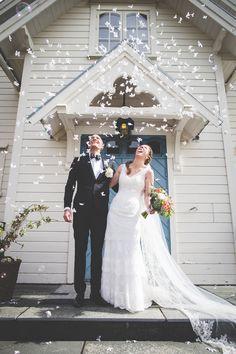 Norwegian mountain wedding // Nordiske Bryllup / Nordic Weddings, Photo: Irene Lovund