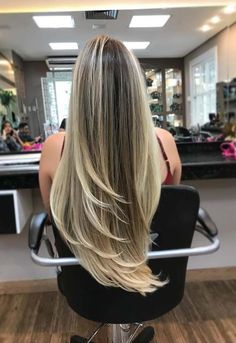 See here and save the perfect ideas of balayage hair highlights for long hair in 2018. As we know all, there are so much variations in balayage hair colors to wear with different hair lengths. You may copy these ideas of balayage for short and medium hair also.