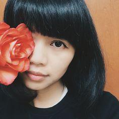 Big rose.