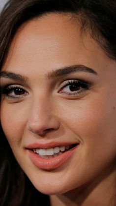 Gal gadot, smile, actress, 720x1280 wallpaper